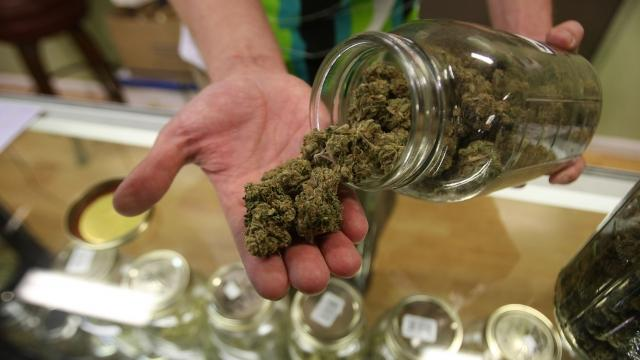 Vermont's Governor Vetoes Bill Legalizing Recreational Pot