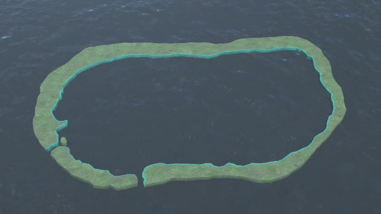 U.S. warship sails within 12 miles of China-claimed reef