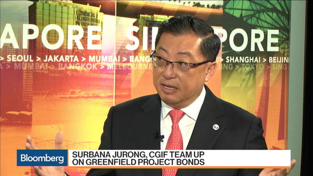 Surbana Jurong Says Infrastructure Key to Asia's Growth
