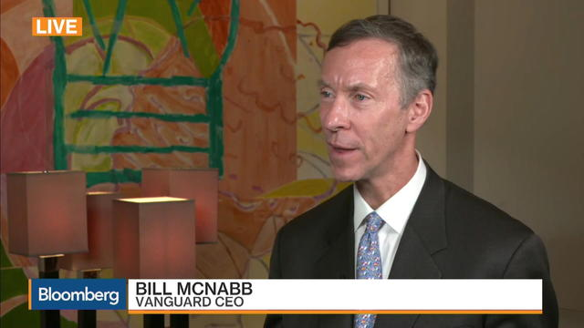 Vanguard's McNabb on China Expansion, U.S. Markets