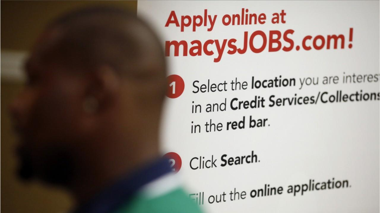 Jobless Claims Rise