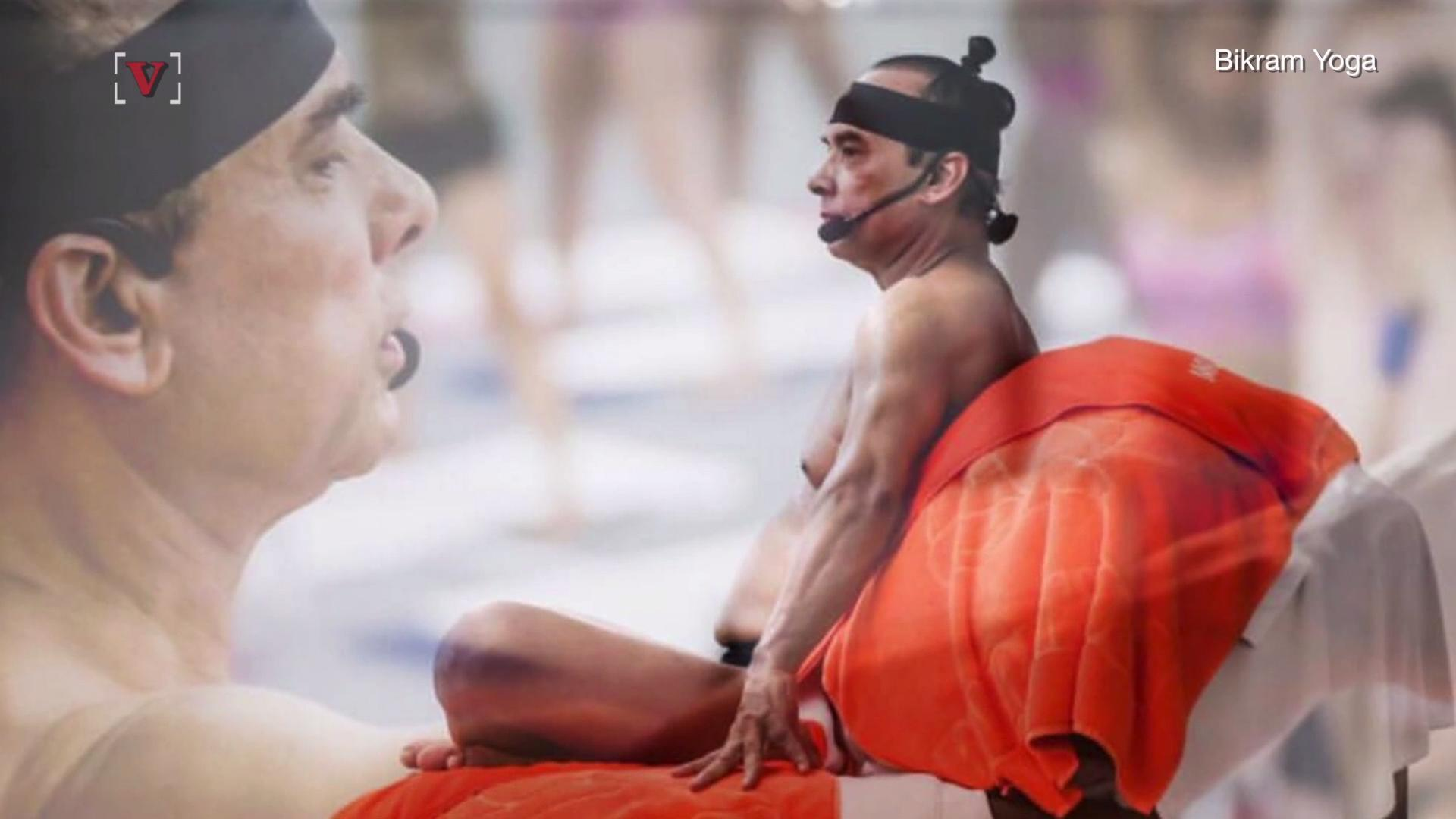 An Arrest Warrant Has Been Issued For The Bikram Yoga Founder