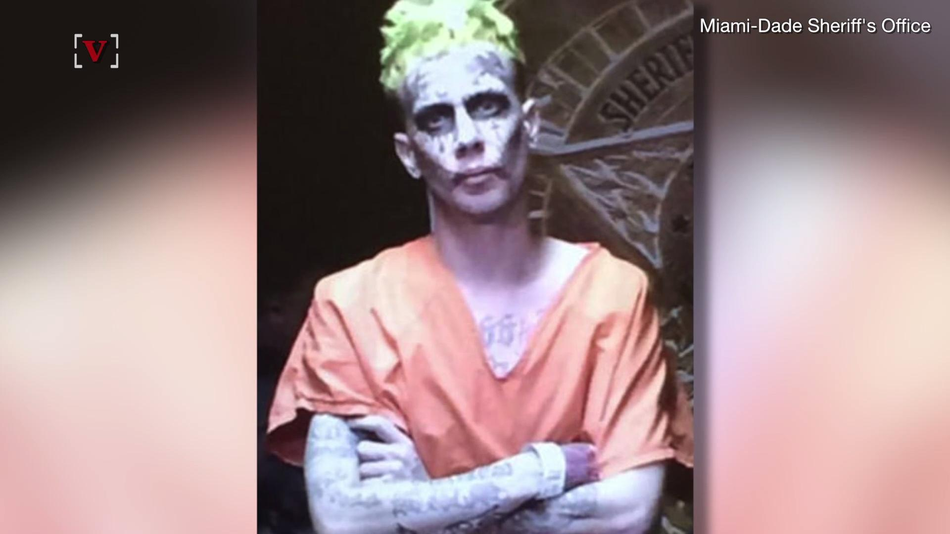 Real Life 'Joker' Apprehended in Florida, But Not By Batman