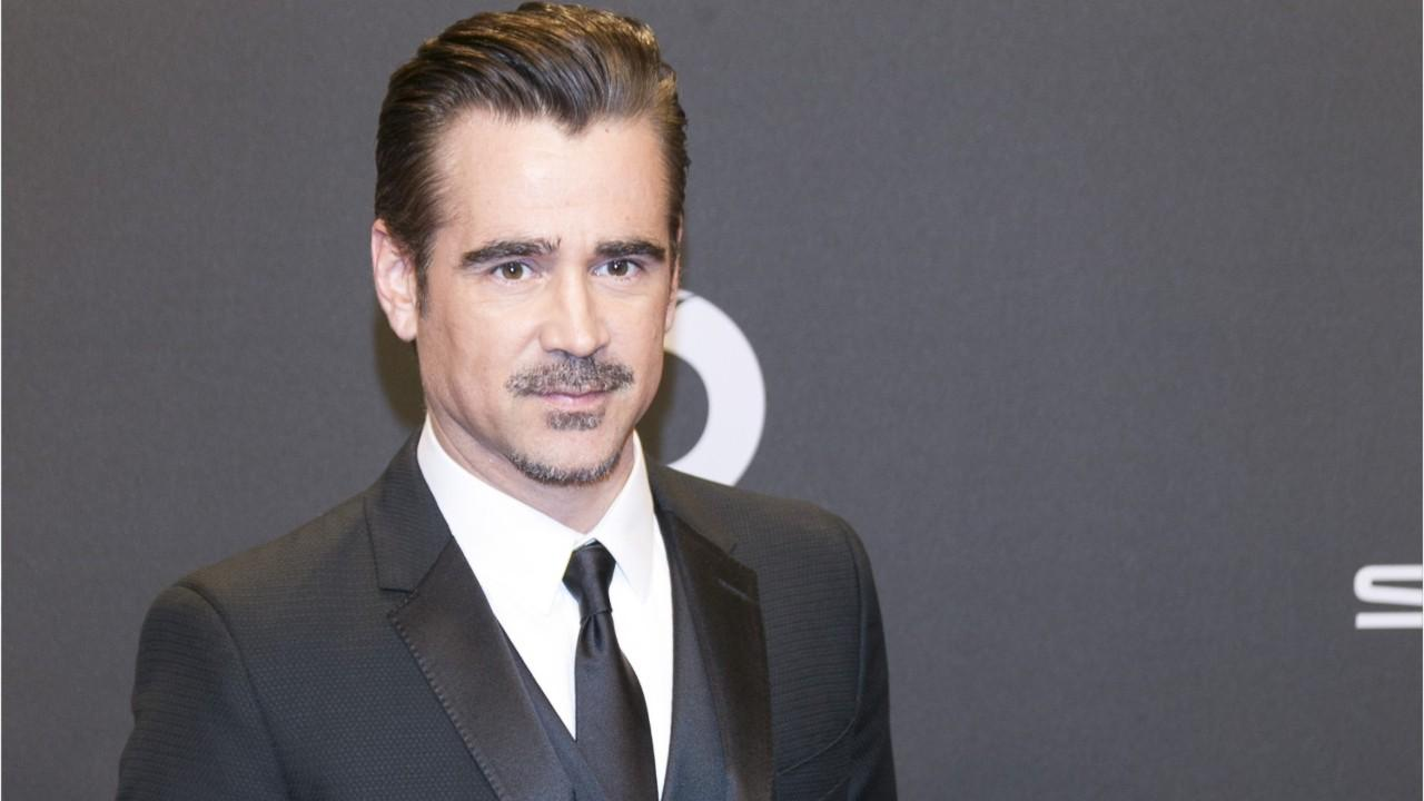 'Sacred Deer' Reunites Colin Farrell With Director Yorgos Lanthimos