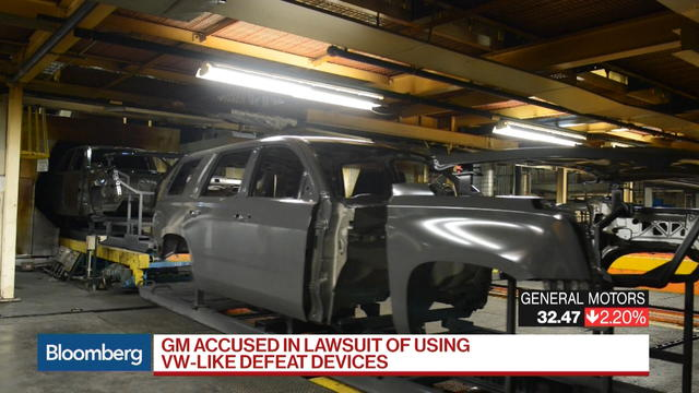 GM Accused of Using VW-Like Defeat Devices