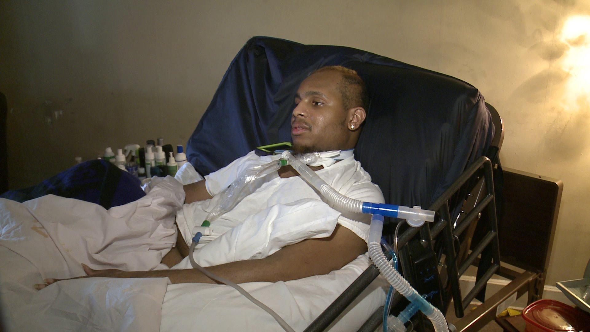 Typo Leads to Insurance Lapse for Paralyzed, Bedridden Man
