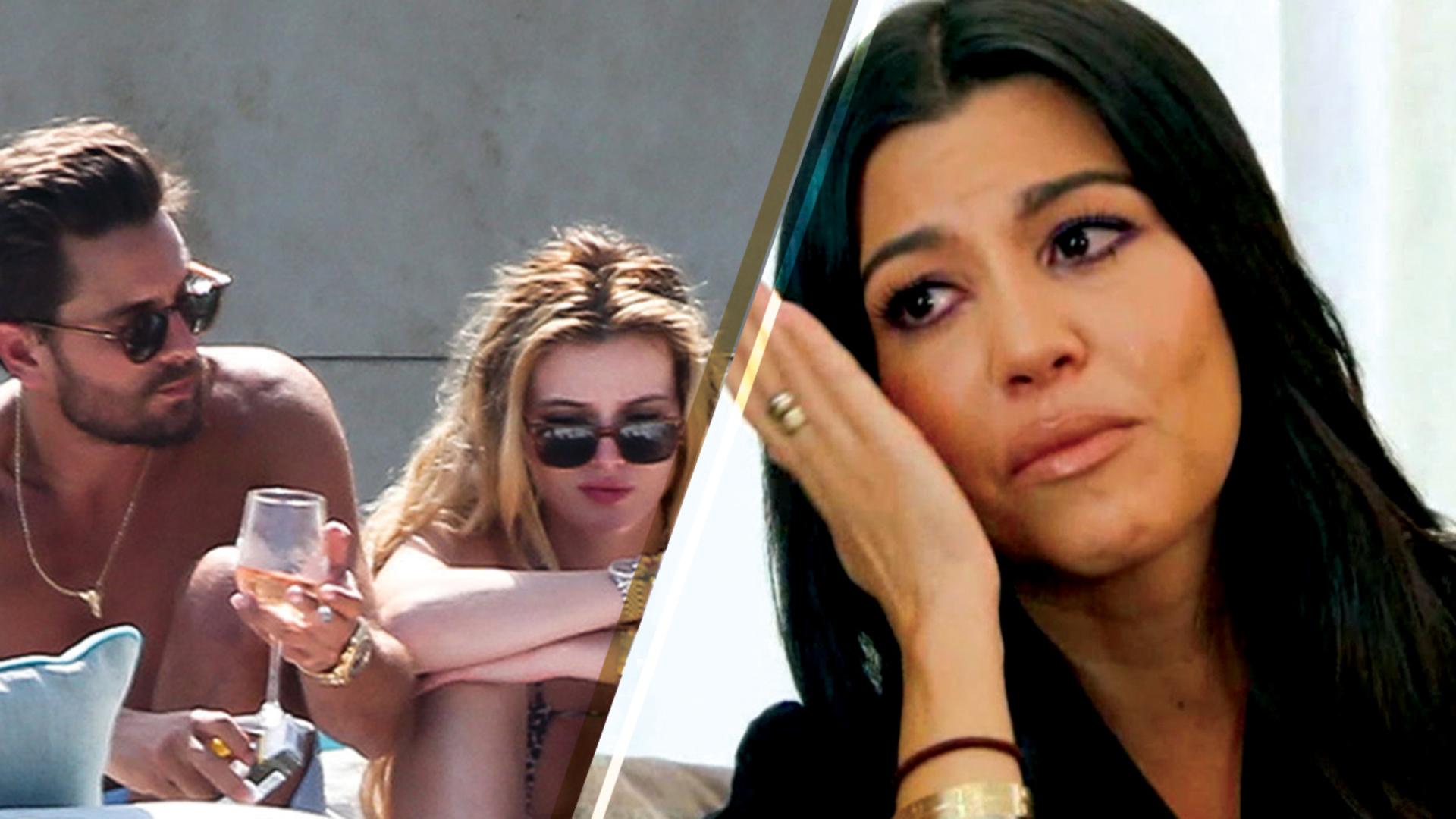 Scott Disick Dating Bella Thorne for REVENGE against Kourtney Kardashian?!