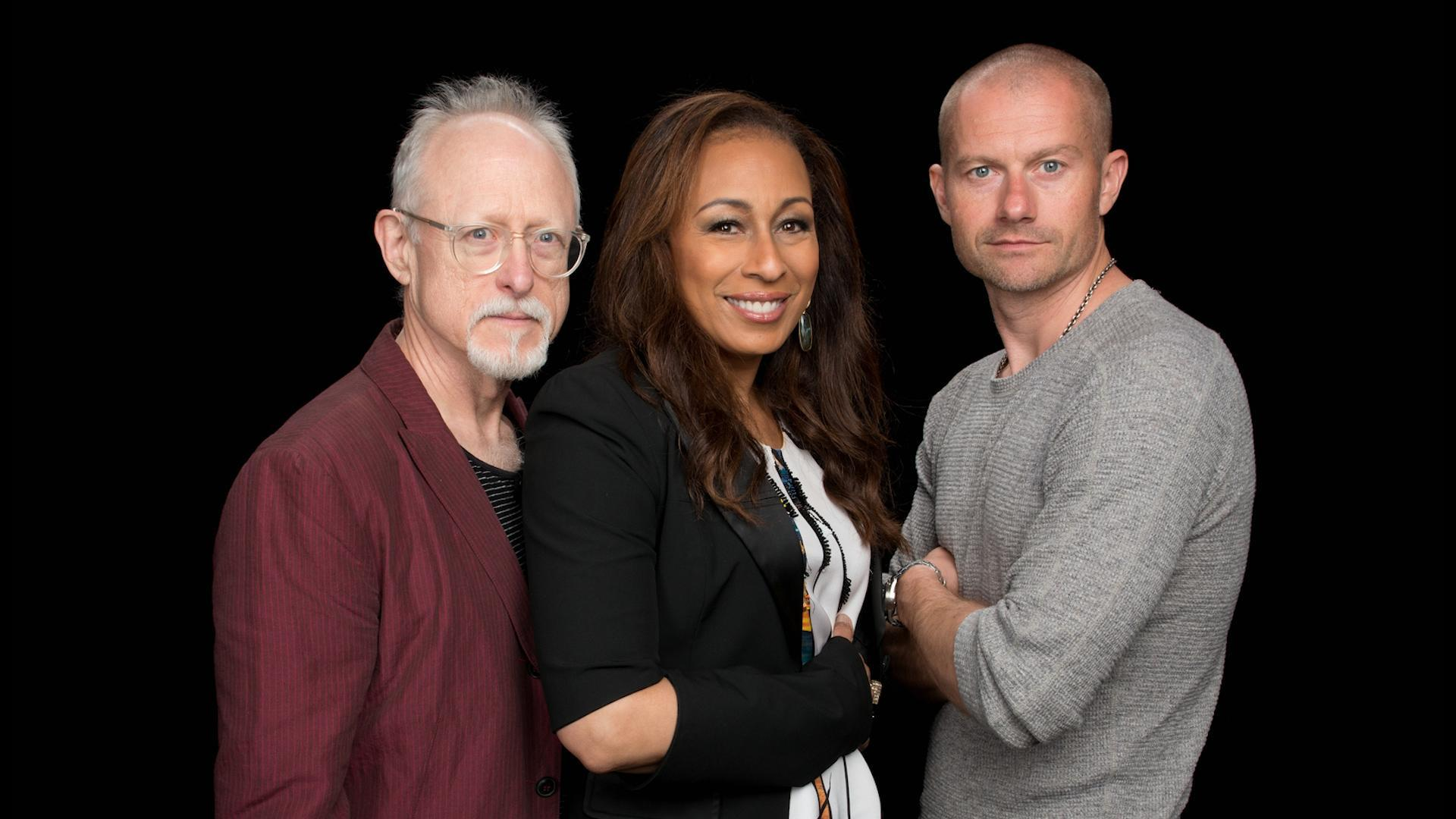 "Robert Schenkkan, James Badge Dale And Tamara Tunie Discuss ""Building The Wall"""