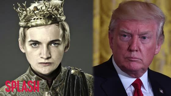 George R.R. Martin Compares Donald Trump to Joffrey