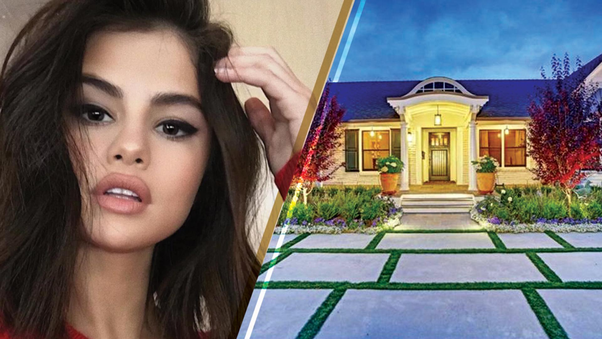 Selena Gomez's New L.A. Home is Actually Pretty Cheap...for a Celebrity