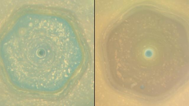 NASA's Cassini Spacecraft Watches As Saturn's Solstice Arrives