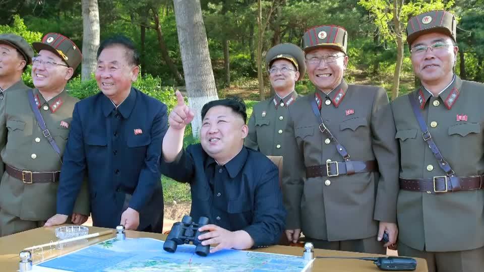 Kim Jong Un's 'rocket stars' are North Korea's new elite