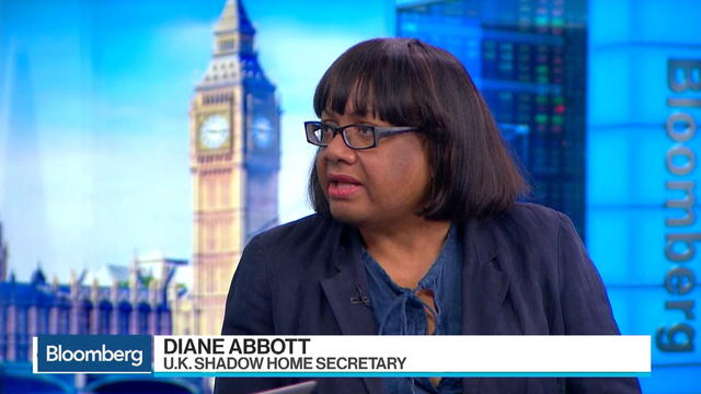 U.K.'s Abbott: Military Cannot Be Only Anti-Terror Weapon