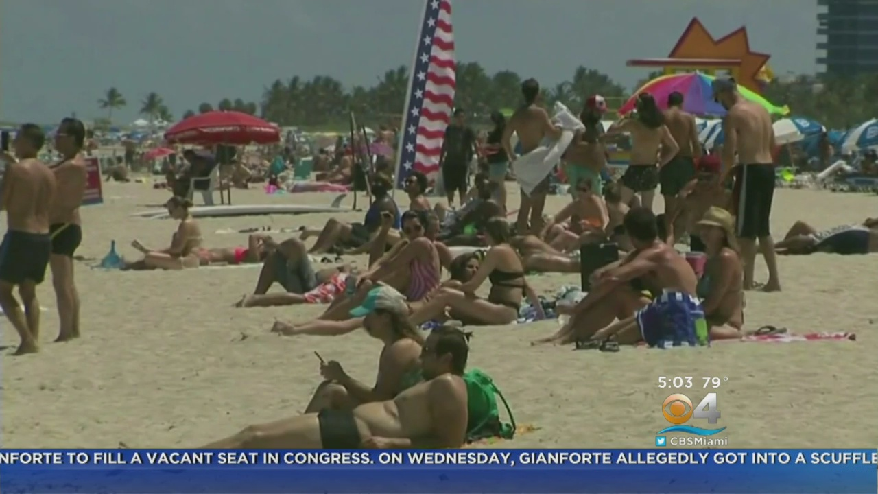 Miami Beach Ready For Jam Packed Holiday Weekend