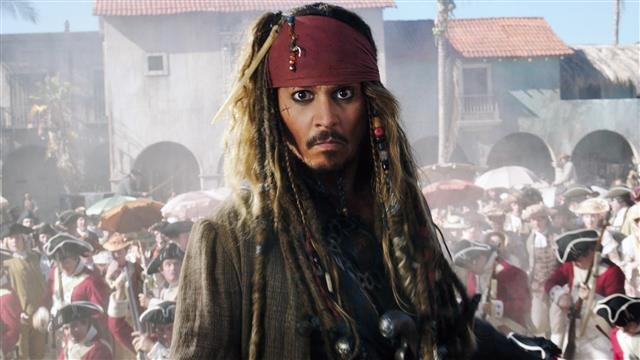 Johnny Depp Returns With Disney's Fifth 'Pirates of the Caribbean'