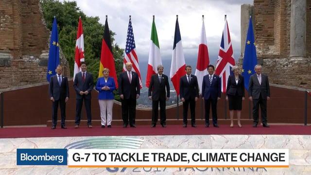 G-7 Said Considering Condensed Communique
