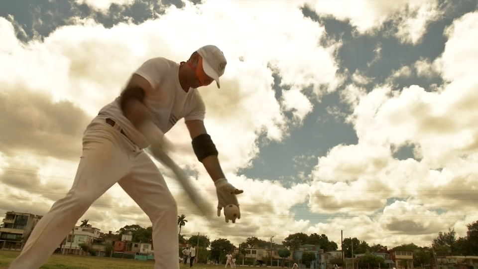Following bells and beeps, blind Cubans take the field for baseball