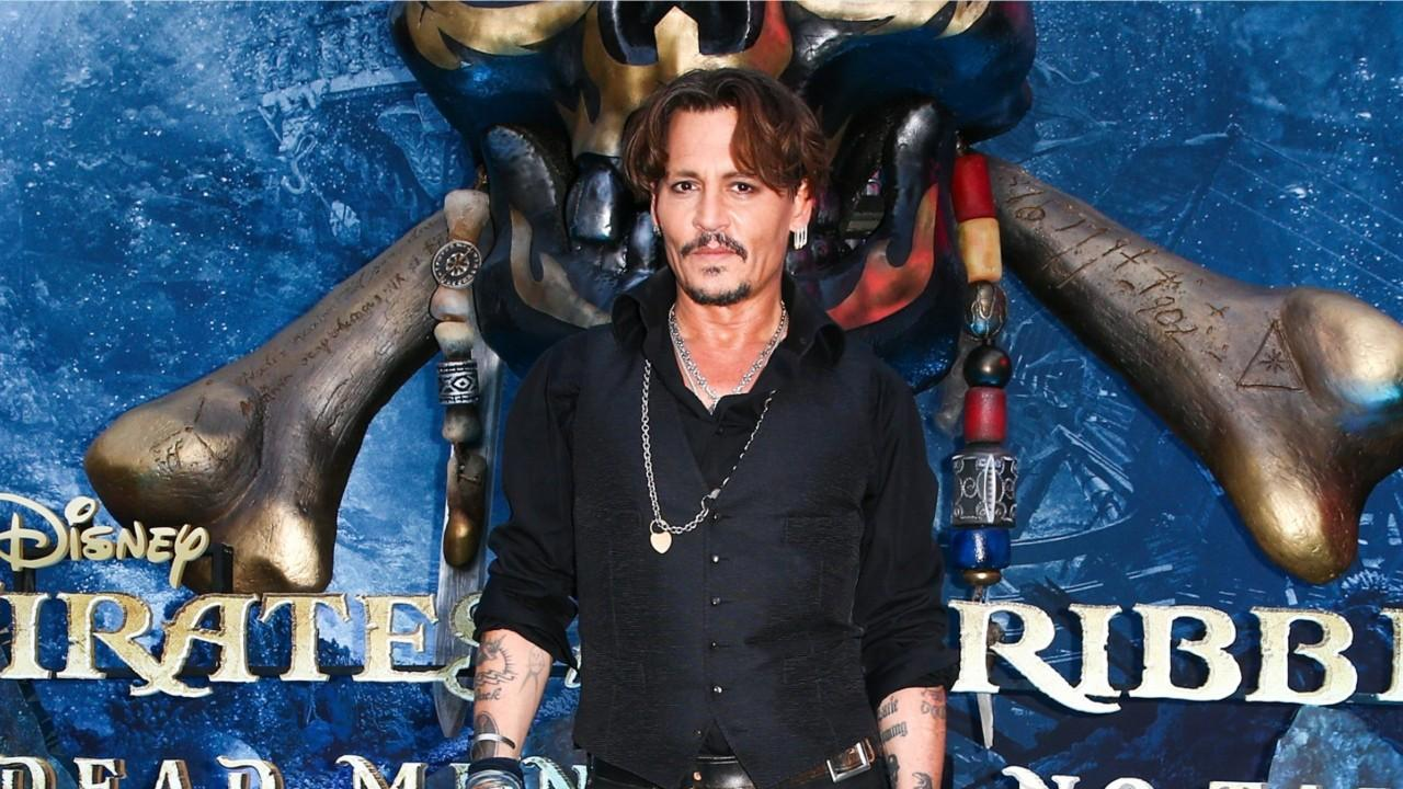 Johnny Depp Given Go-Ahead to Amend Lawsuit