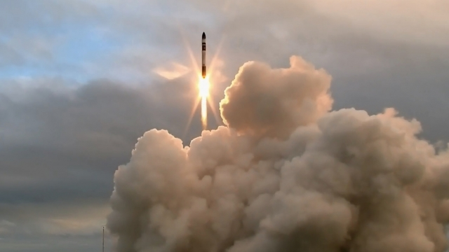 Rocket Lab Launches 3-D Printed Rocket Into Space