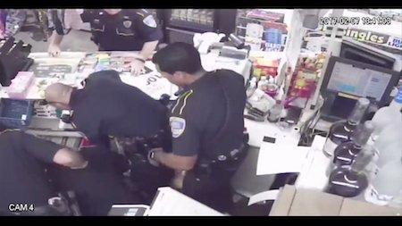 Video Shows Louisiana Officers Struggle with Suspect Before He Dies in Custody