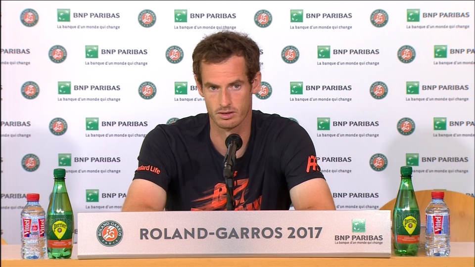 Murray sure illness won't hurt his French Open chances