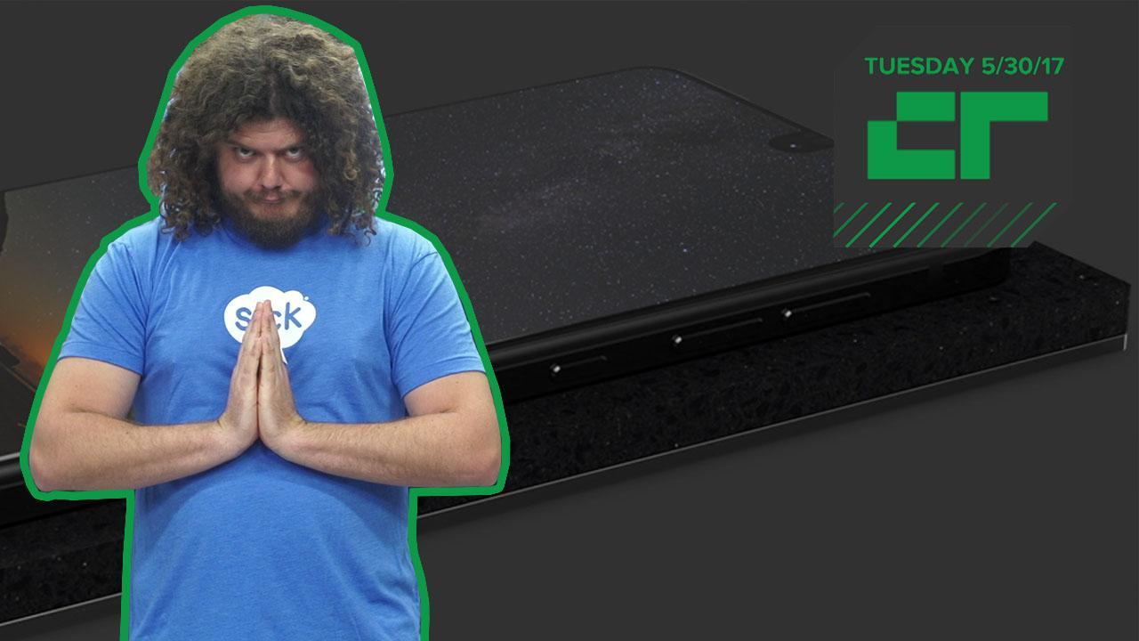 Crunch Report | Getting Down to the Essentials 592df027e6604d49cb268e5c o U v1
