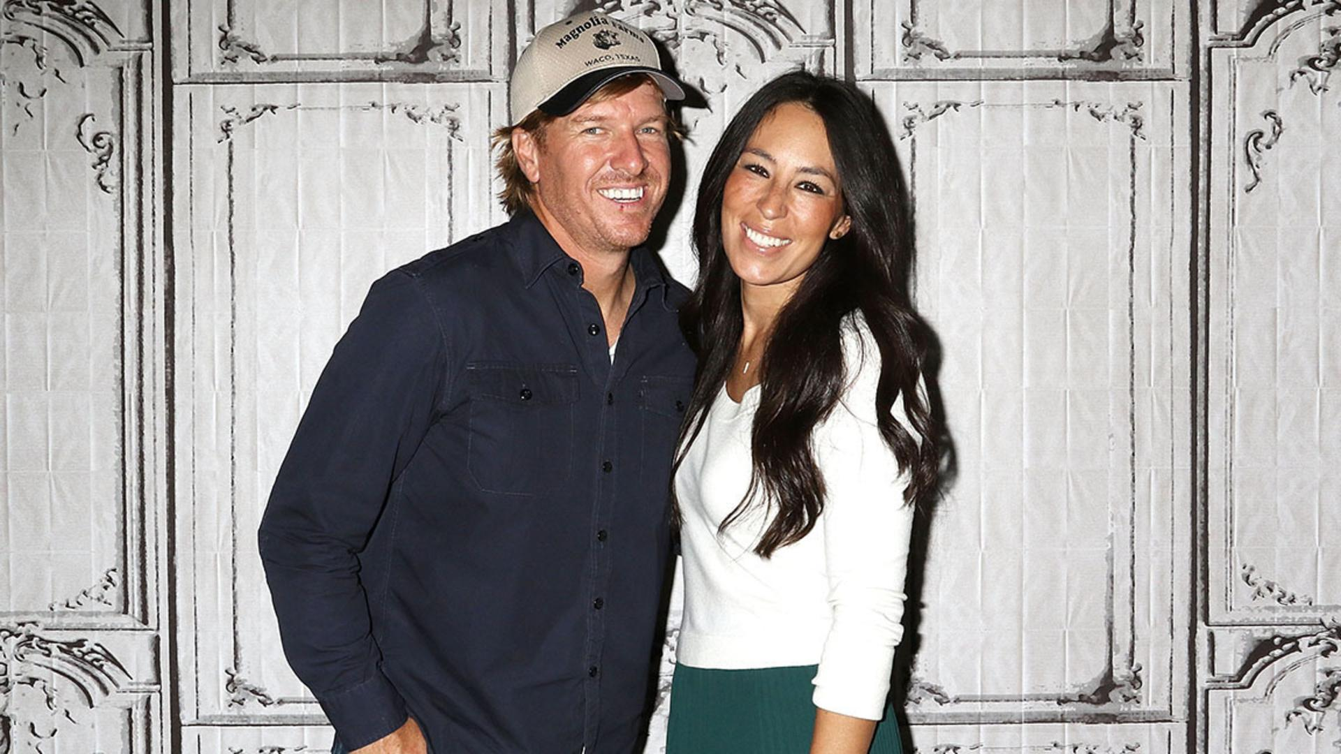 Chip and Joanna Gaines Admit They Were Totally Broke Before