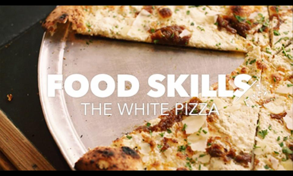 The Perfect White Pizza, According to Frank Pinello