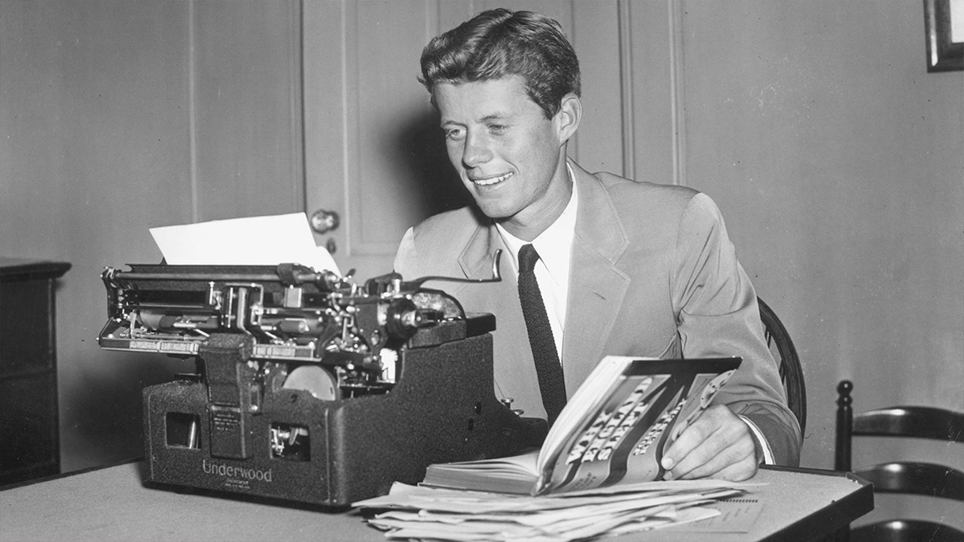 John F. Kennedy Through the Years