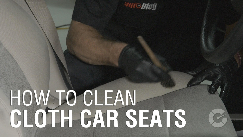 How to clean cloth car seats | Autoblog Details - Autoblog