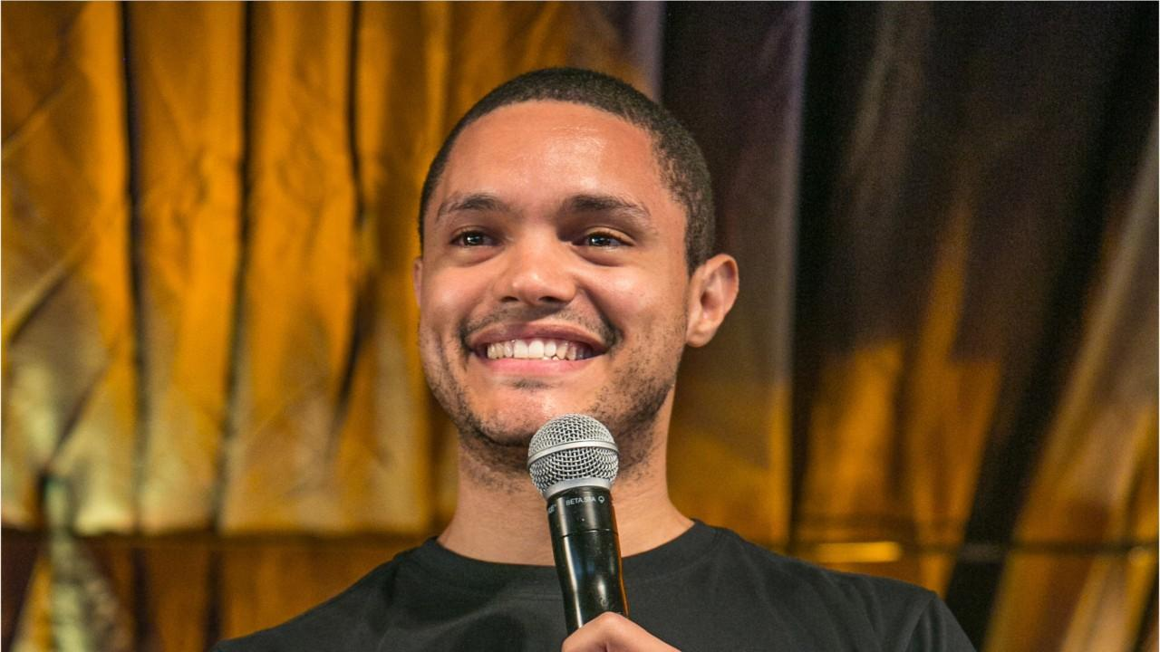 Trevor Noah Reveals How Many Times He's Been Stopped By Cops