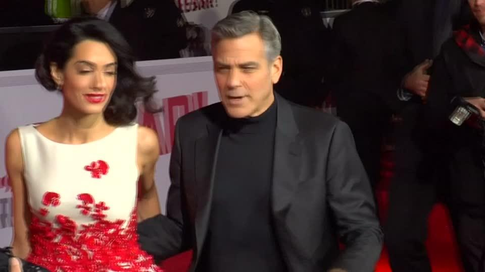 George Clooney sells his tequila brand