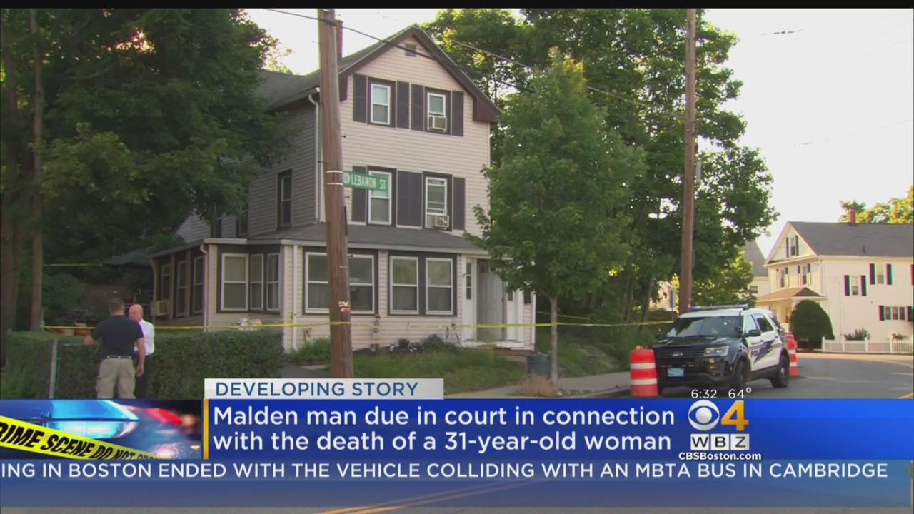 Man Arrested After Woman Found Dead In Malden Home