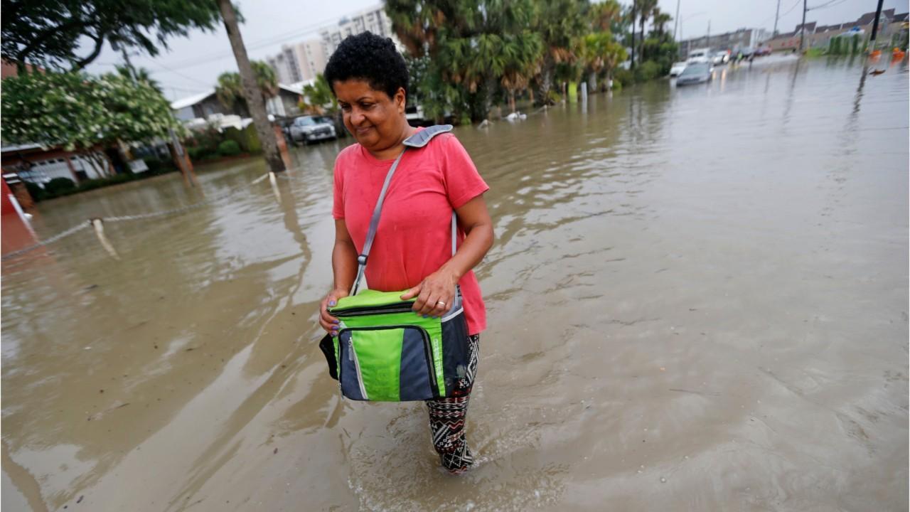 Tropical Storm Cindy Kills A Child In Alabama
