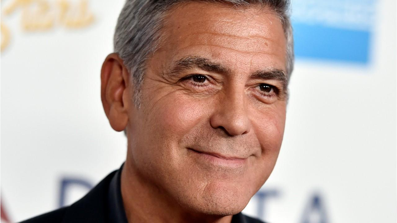 George Clooney's Sells Tequila For $1 Billion
