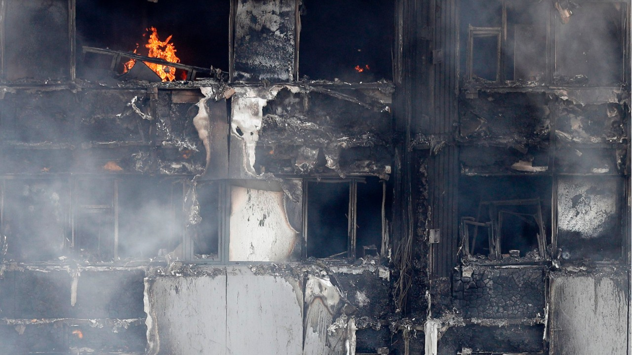 Hundreds Of London High-Rises Have Similar Cladding To Grenfell Tower