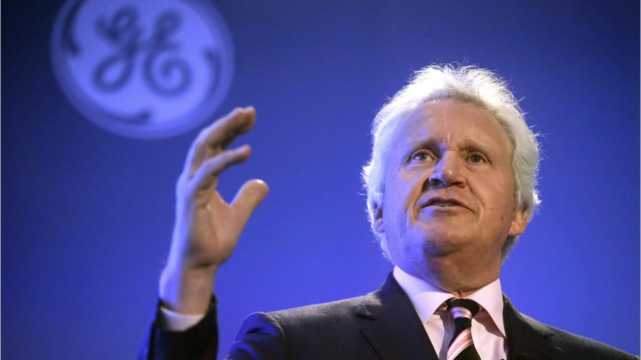 What Does General Electric's CEO Think About Automation?