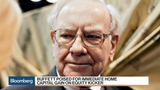 Buffett Poised for Immediate Gain From Home Capital