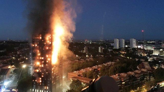 Cladding Used in Grenfell Tower Found in More UK Buildings