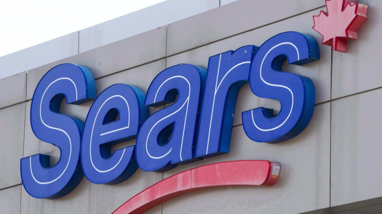 Sears Canada timeline: The rise and decline of the retailer
