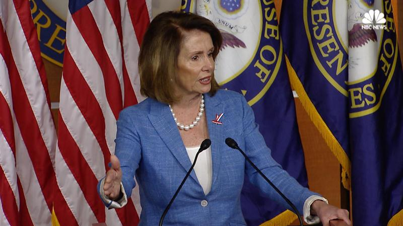 Pelosi Responds to Calls from Fellow Dems for Her to Step Aside