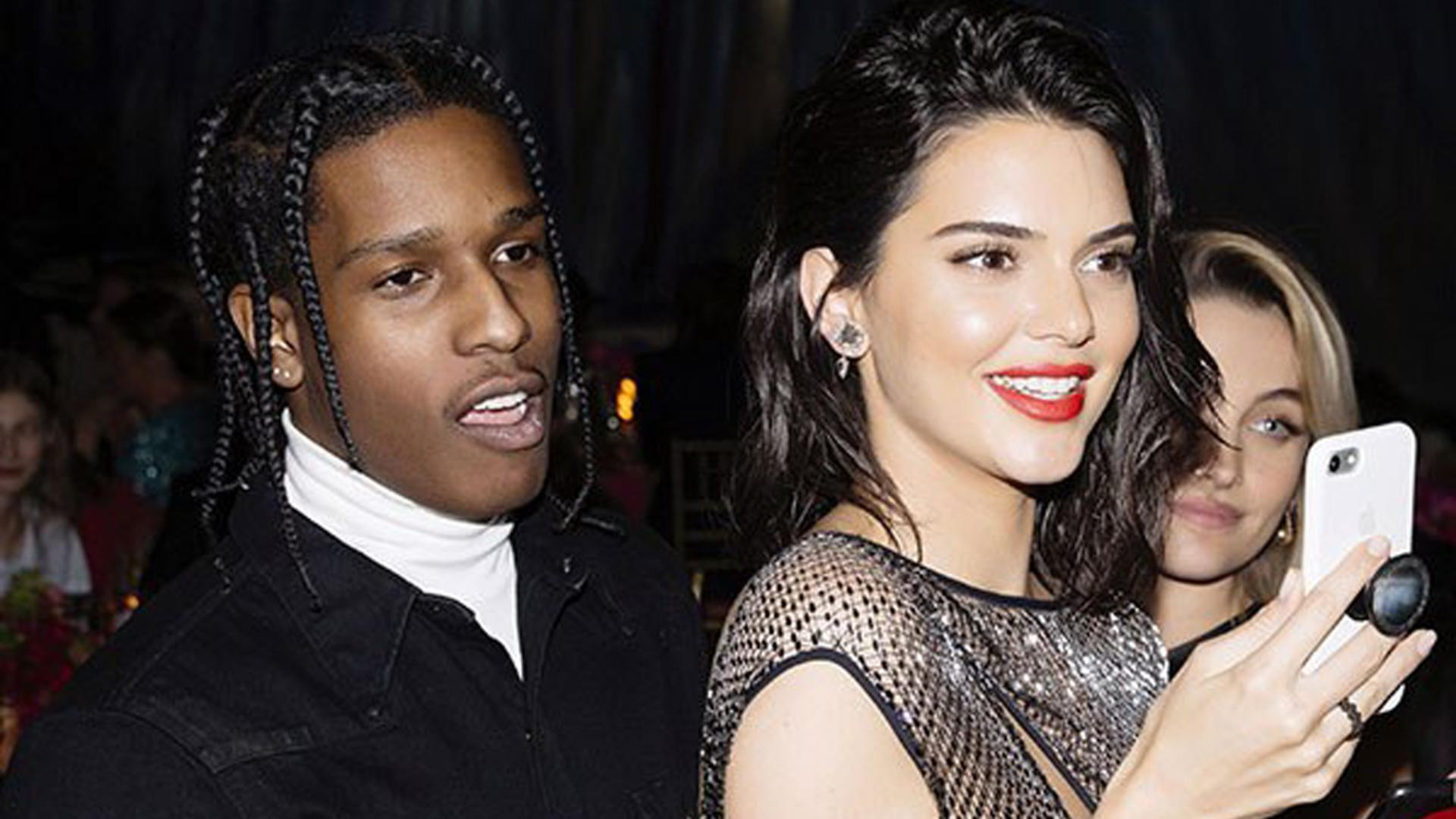 Kendall Jenner's Boyfriend A$AP Rocky is Ready to Go PUBLIC on the Red Carpet!