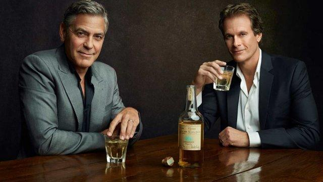 George Clooney's Tequila Company Sold for Up to $1B