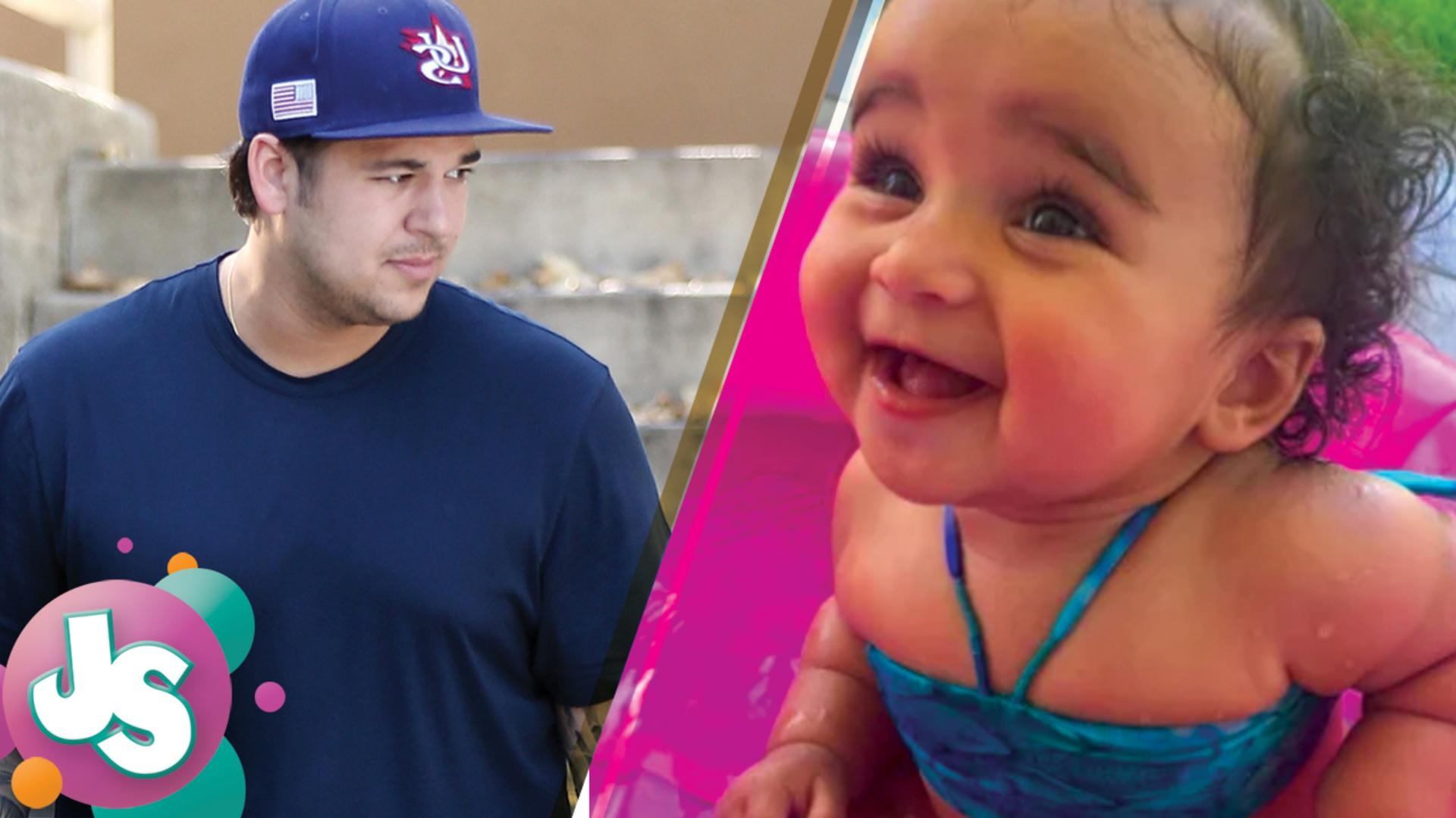 """Rob Kardashian Fans ANGRY Over """"Sexual"""" Photo of Dream -JS"""
