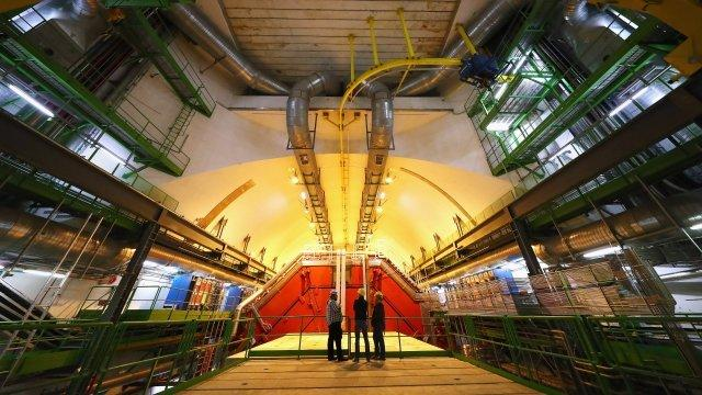 World's Largest Particle Accelerator to Fight Hackers