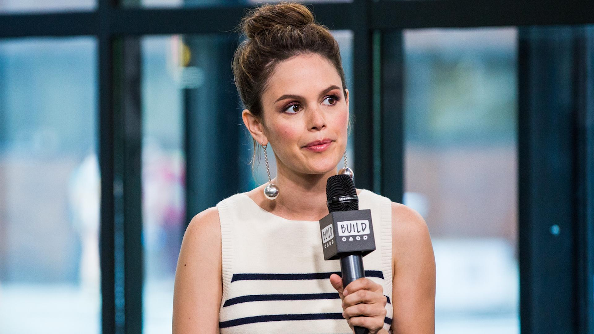 "Rachel Bilson Discusses Her Character In ""Nashville"" On CMT"
