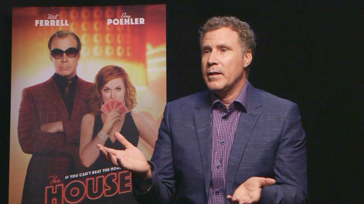 Will Ferrell Takes Us Inside  'The House'