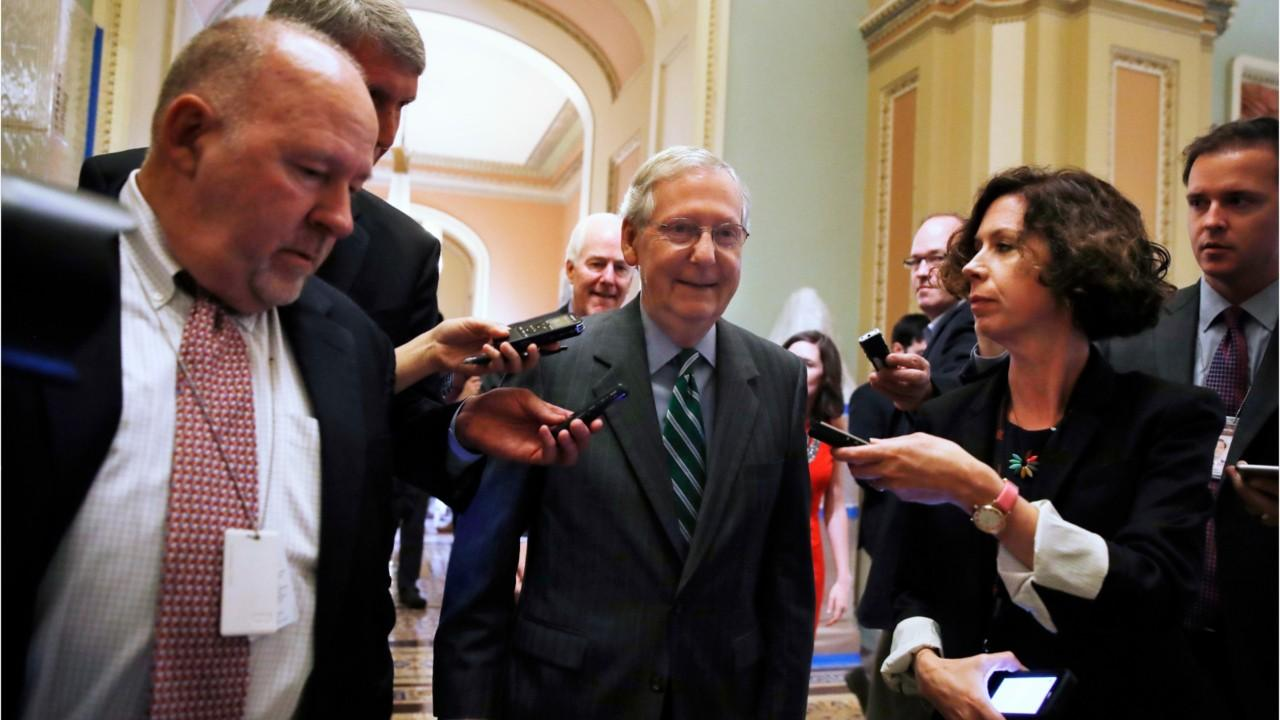 GOP Leaders Express Opposition For Latest Healthcare Bill In Senate