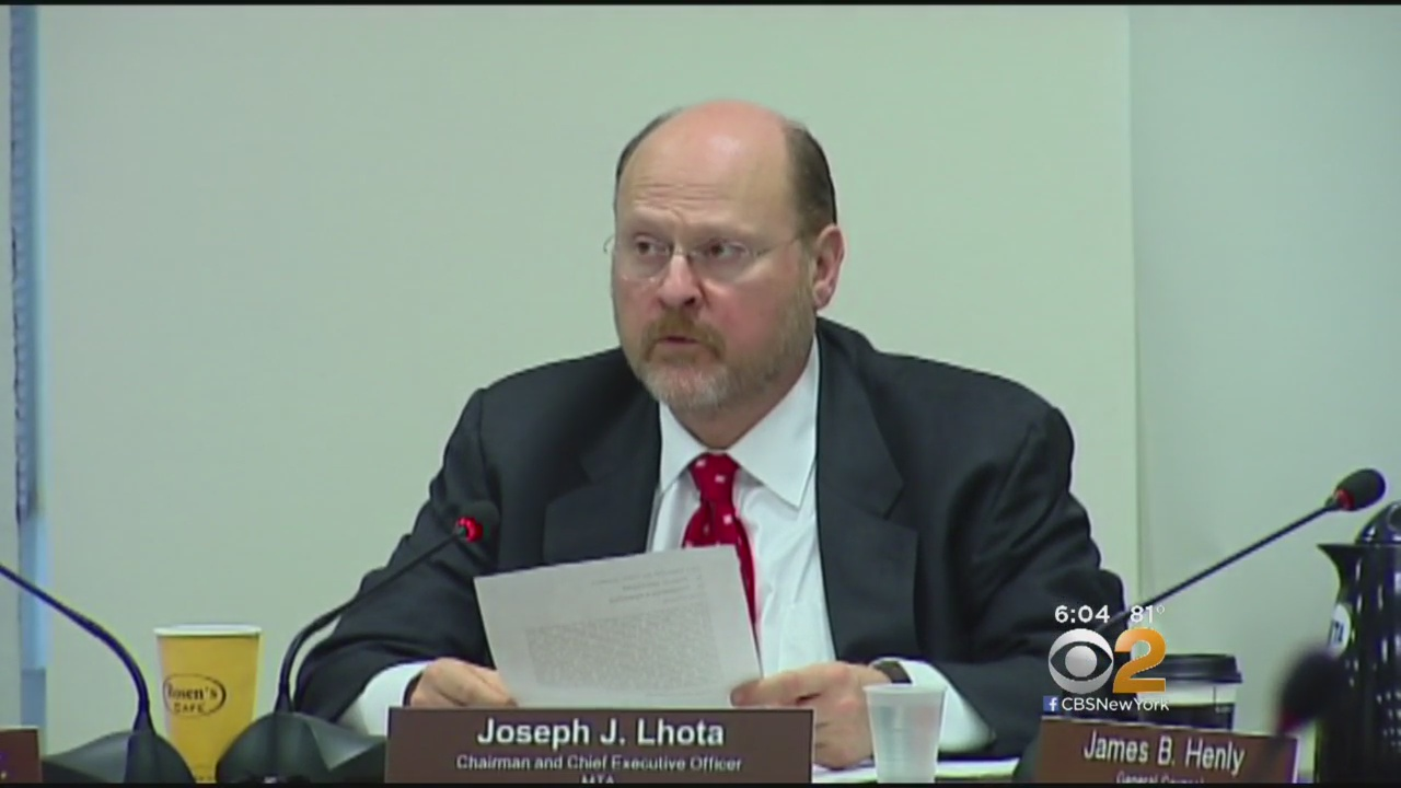 Lhota Returning To MTA