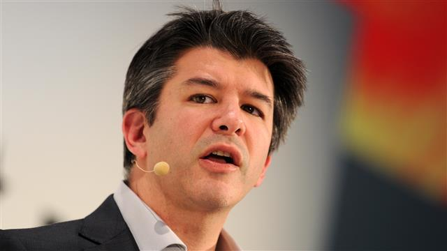 Opinion Journal: Uber's Venture Capitalist Revolt